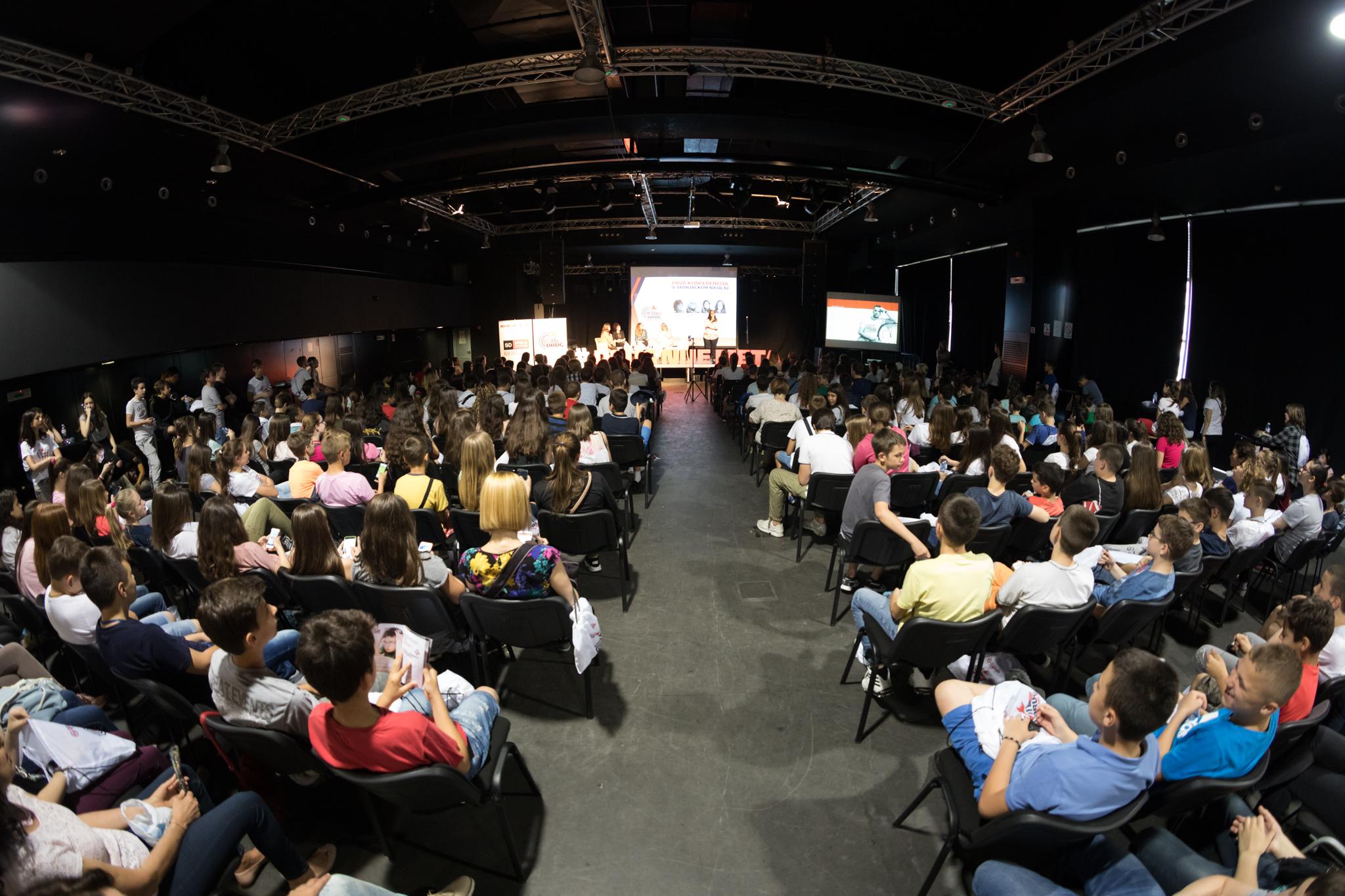 Prva konferencija o vršnjačkom nasilju